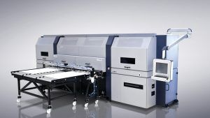 First Rho 1312 Printer Installed in Canada