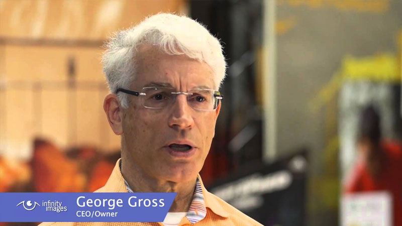 George Cross, Infinity Images