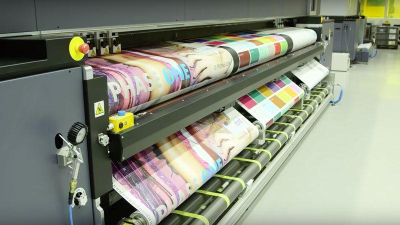 Durst large format printer