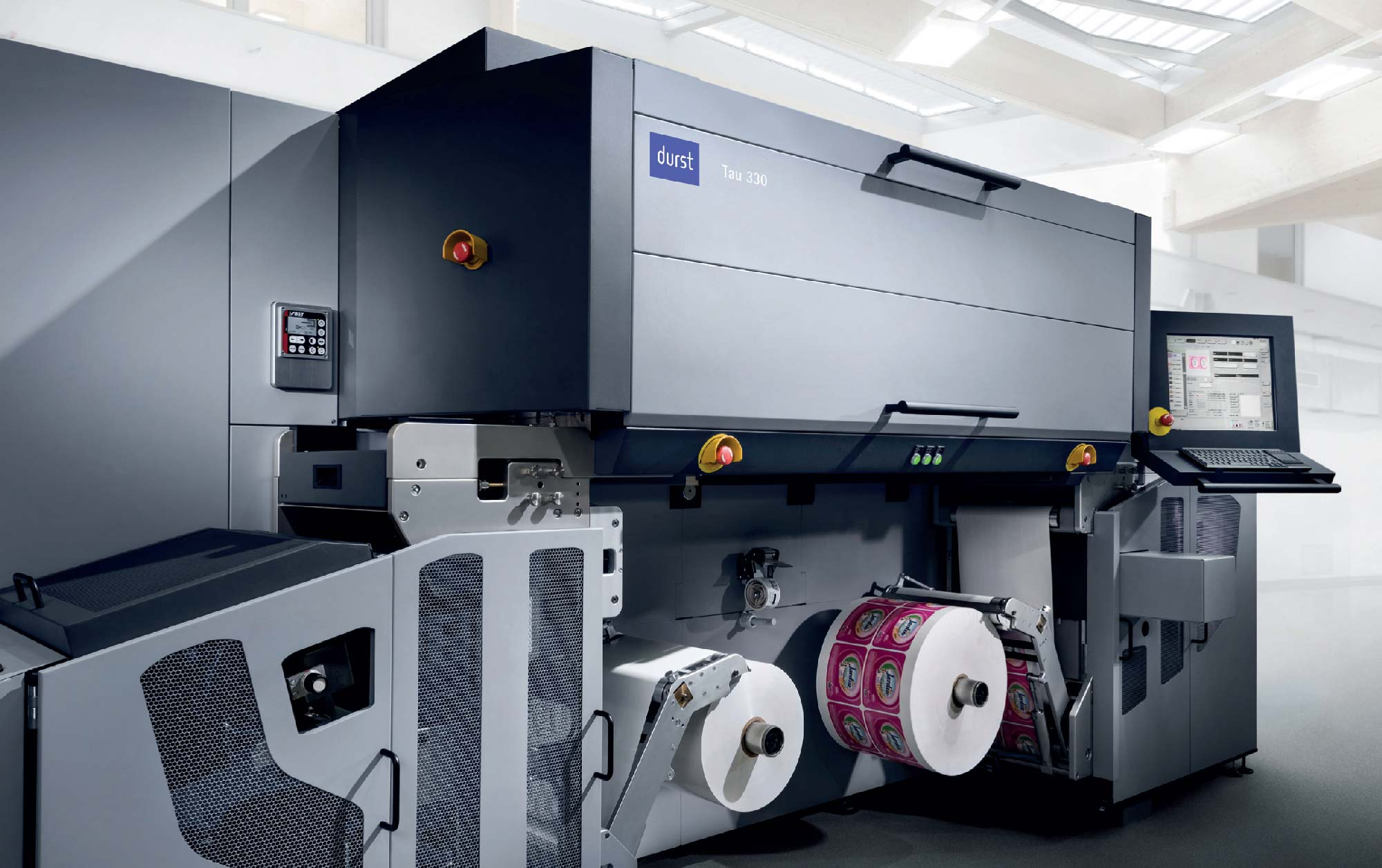 SCN Acquires Durst Tau 330