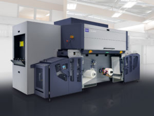 The Label Makers Adds Second Durst Tau 330