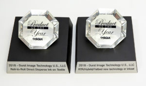 SGIA Judges Award Top Honors to Durst – Product of the Year