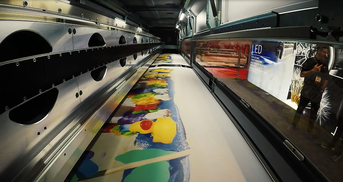 A convergence in the print industry: Opportunities for change and growth