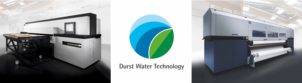 A closer look at environmentally-friendly Durst water technology used in Durst Printer Systems