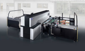 Direct Digital Printing to Corrugate