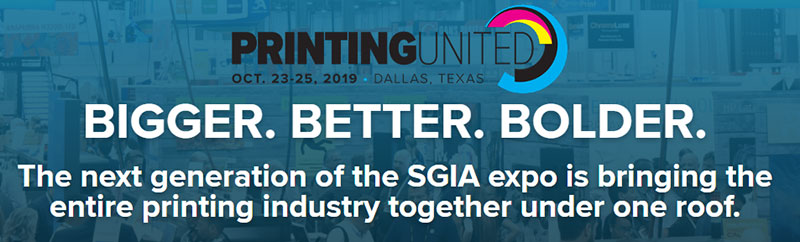 Durst Exhibiting at Printing United 2019