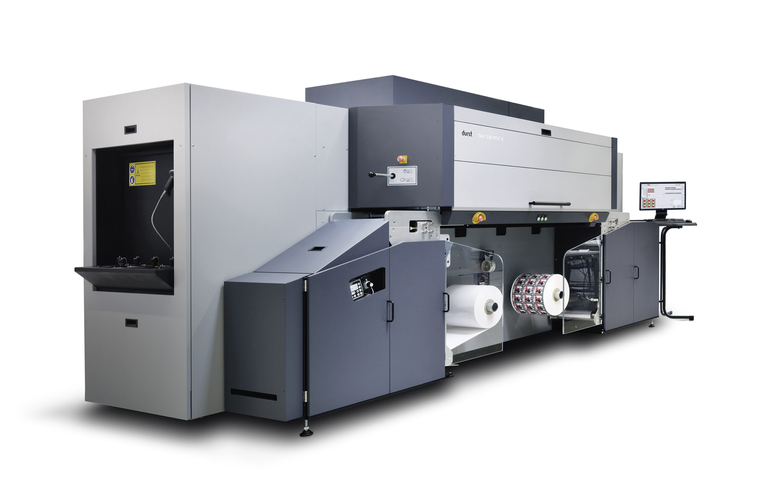 Label Solutions Inc Invests in Durst RSC-E 1200dpi Technology